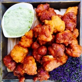 lobster-fritters